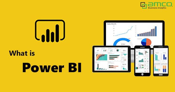 Power BI คืออะไร