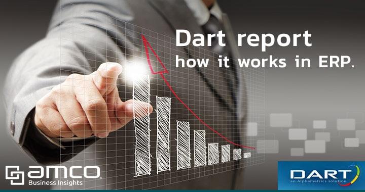 Dart report how it works in ERP